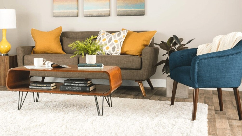 Dapper Digs Home Staging Design in Delaware County PA