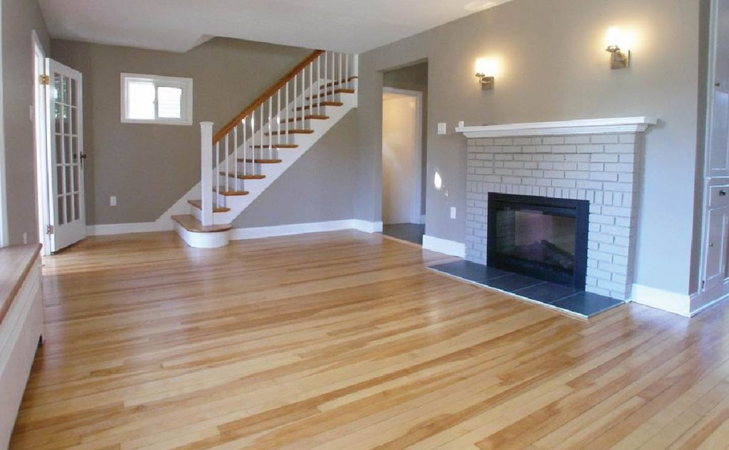 Dapper Digs Home Staging Before Living Room