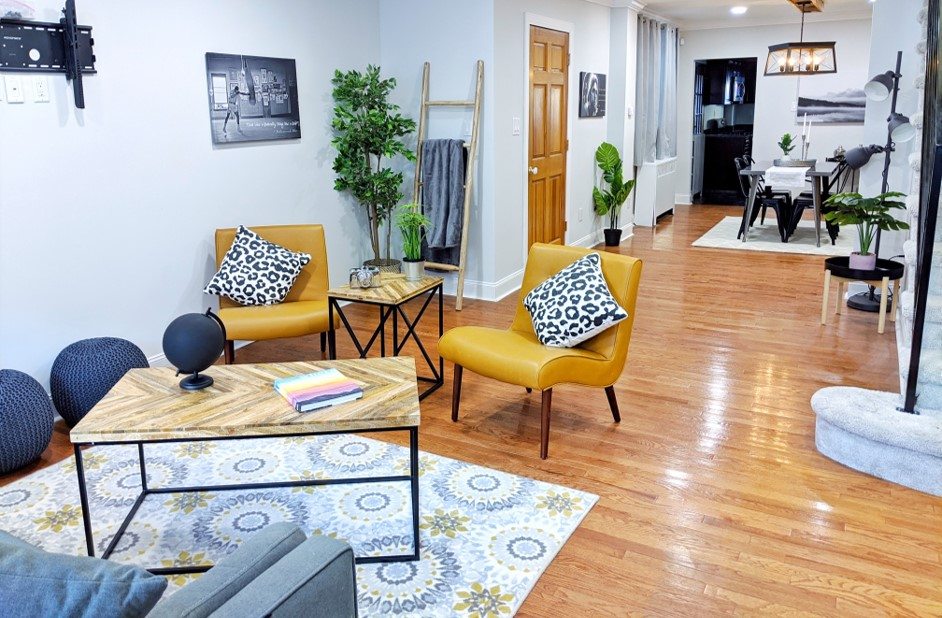 Home Staging in Philadelphia by Dapper Digs